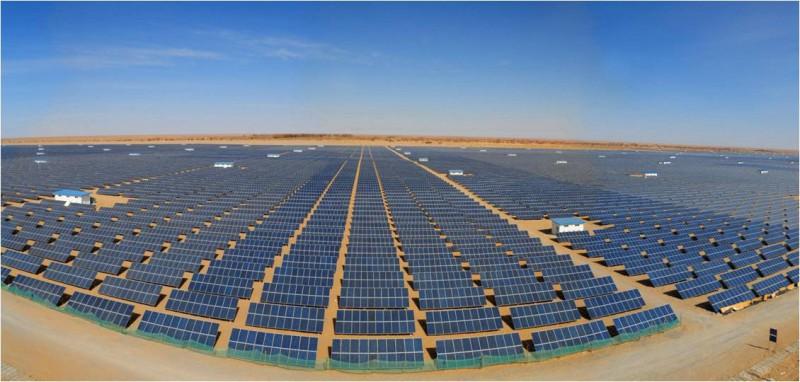 太阳能光伏电站