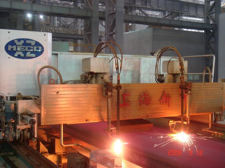 BG型系列板坯连铸 火焰切割机