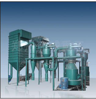Carbon Anode Grinding System