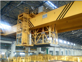 Copper Electrolysis Crane