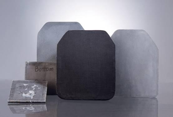 钢加固碳化硅
