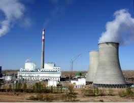 燃煤发电站