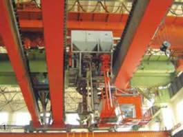 铝电解多功能机组