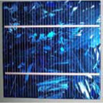 Multi Crystalline Silicon Solar Cell