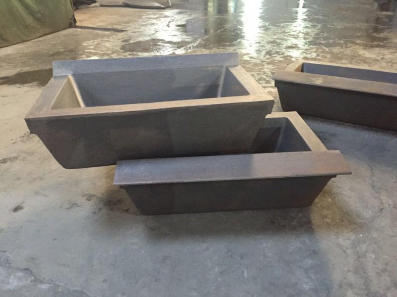 Slag Pot for copper smelter