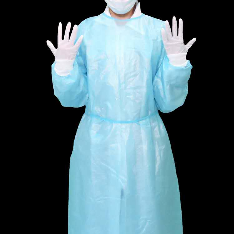 Isolation Gown for medical use