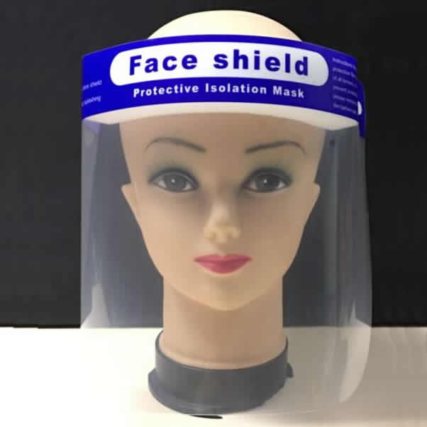 Face Shield (Protective Isolation Shield)