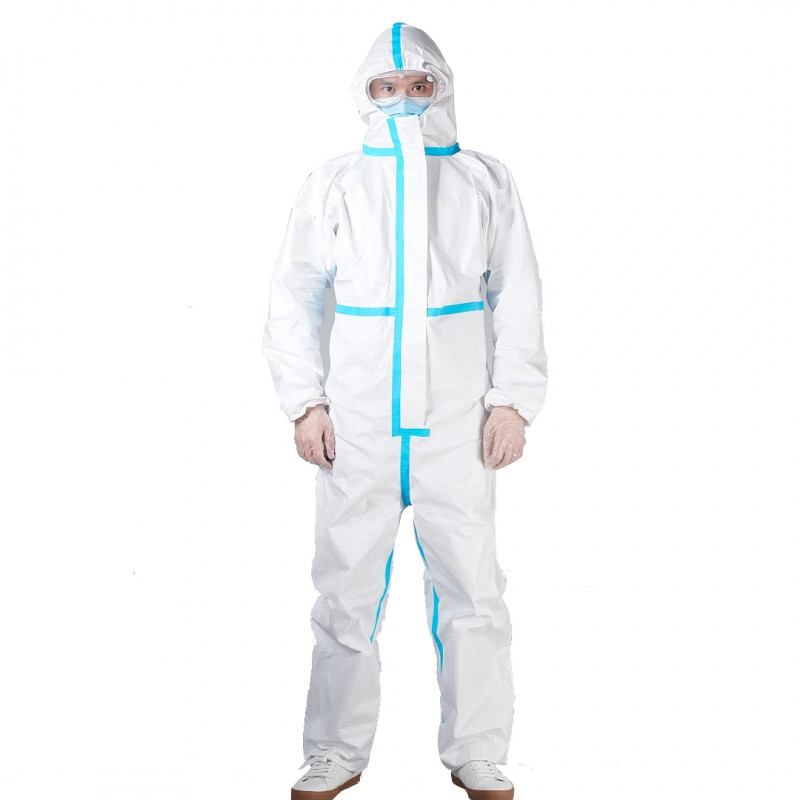 Disposable Protective Coverall for Medical Use